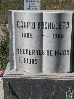 Policarpio Carpio Archuleta