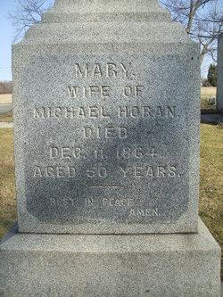 Mary Horan
