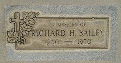 Richard Hugh Bailey