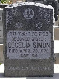 Cecelia Simon
