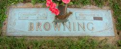 Kathleen Helen Kitty <i>Markwood</i> Browning