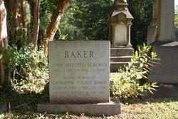 Catherine Folkes Baker