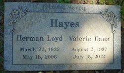 Valerie Dana Hayes