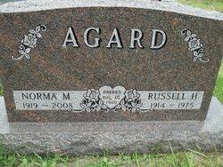 Norma May <i>Hewitt</i> Agard