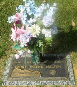 Perry Wayne Melton