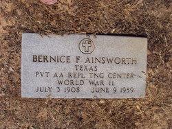 Bernice Franklin Ainsworth