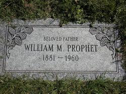 William Milton Prophet