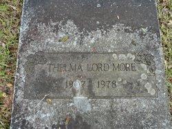 Thelma <i>Lord</i> More