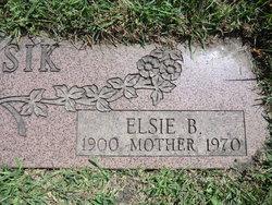 Elsie <i>Ruehling</i> Kasik