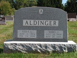 Mabel I. Aldinger