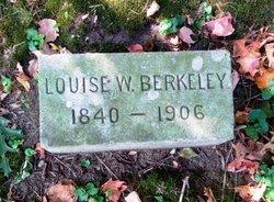 Louise Winne <i>Brodhead</i> Berkeley