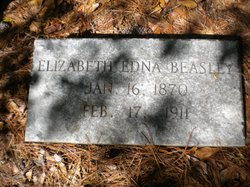 Elizabeth Edna <i>Beasley</i> Adams