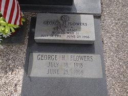 George H Flowers