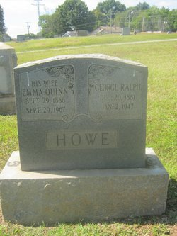 George Ralph Howe