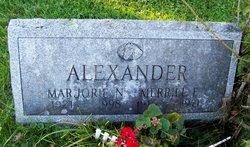 Merrill Edward Alexander