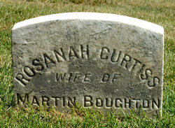 Rosanah <i>Curtiss</i> Boughton