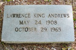 Lawrence King Andrews