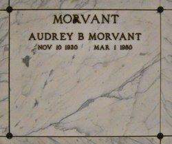 Audrey <i>Bernard</i> Morvant