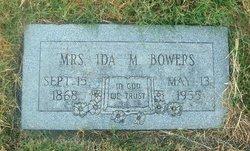 Ida May <i>Tabor</i> Bowers