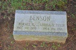 Horace H. Benson