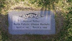 Doris Valerie <i>Ullman</i> Barbuto