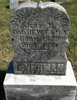 Jessy May Everman