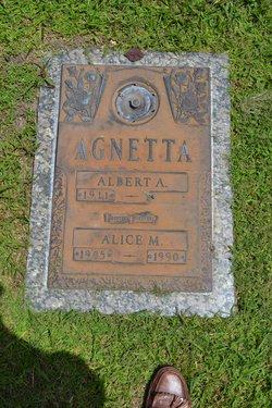 Alice M. Agnetta