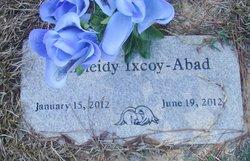 Yanisleidy Ixcoy Abad