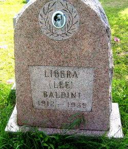 Libera <i>Lee</i> Baldini