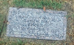 Elizabeth Christine <i>Daniel</i> Brickell