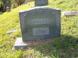 Leander P. Bailey