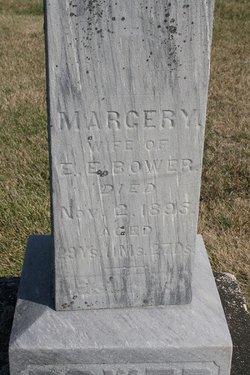 Margery <i>Seaton</i> Bower