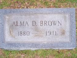 Alma D. Brown