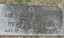 Abraham E Beaulieu