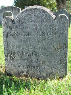 Jenckes Brown