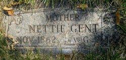 Mrs Henrietta Nettie <i>Harrington</i> Gent