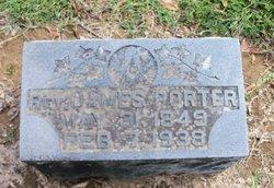 Rev James Porter