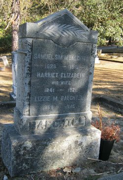 Harriett Elizabeth <i>Henry</i> Baechtel