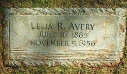 Lelia <i>Redus</i> Avery