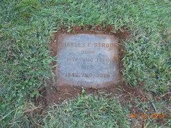 Charles Francis Strode
