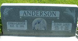 Eldon LeRoy Anderson