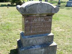 Evangeline H. Eva <i>Holder</i> Claypool