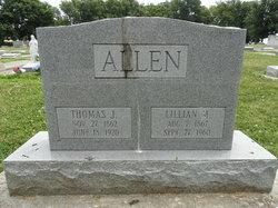 Lillian M. <i>Porter</i> Allen