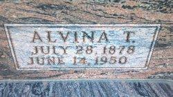 Alvina T <i>Lueck</i> Ahrens