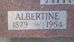Albertine <i>Heideman</i> Ahrens