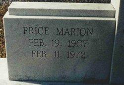 Price Marion Bryant