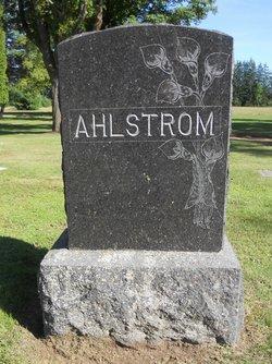 Alma J. Ahlstrom