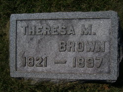 Theresa Maria <i>Park</i> Brown