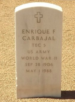 Enrique F Carbajal