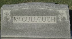 Carrie Dudley <i>Moor</i> McCullough